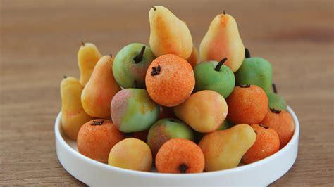 marzipan fruits hilah cooking