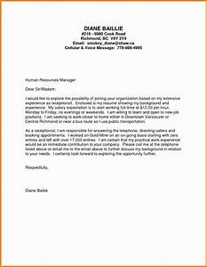 3 cover letters for jobs with no experience mail clerked