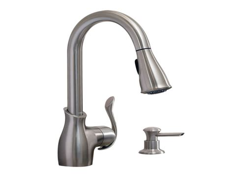 Moen Single Handle Kitchen Faucet by Moen Kitchen Faucet Soap Dispenser Replacement Moen
