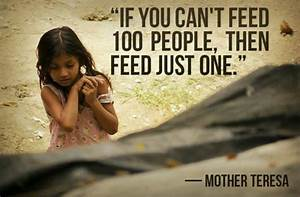 Feeding The Hungry Quotes. QuotesGram