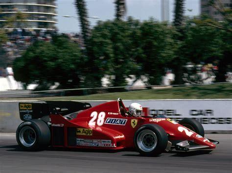 Сезон Формулы-1 1983 года | Formula Fan