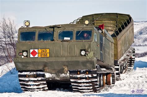 3 Amazing Russian Offroad Vehicles You Maybe Didn't Know