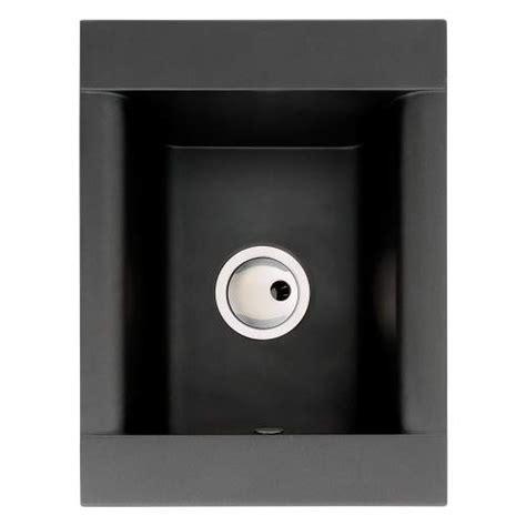 kitchen sink on abode aspekt 1 0 bowl granite sink sinks taps 5877
