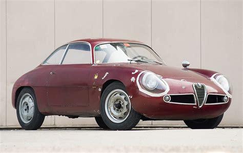 1961 Alfa Romeo Giulietta SZ   Alfa Romeo   SuperCars.net