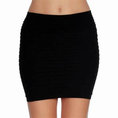 Skirt Pencil Tube Ladies Slim Skirts Slip