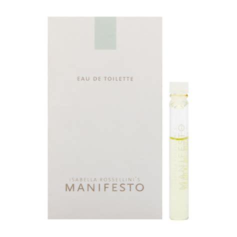 buy manifesto by rossellini basenotes net