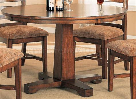 distressed walnut dining room furniture w table