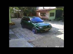 Modifikasi mobil civic wonder 2 pintu - YouTube
