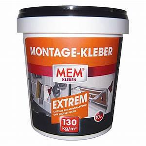 Montage Kleber Extrem : mem montage kleber extrem wei g bauhaus ~ Yasmunasinghe.com Haus und Dekorationen