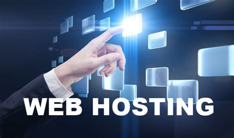 Different Types Of Web Hosting