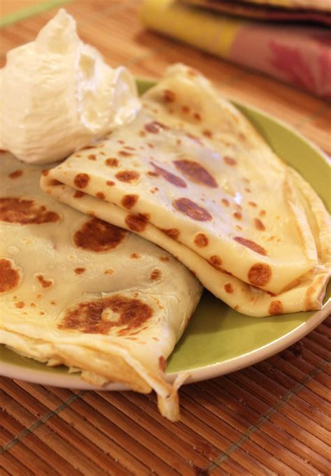 pate a crepes savoureuses