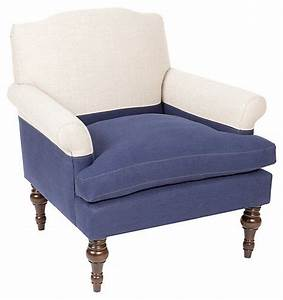 Okl Exclusive Eastwood Chair  Navy