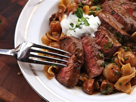 the ultimate beef stroganoff recipe serious eats