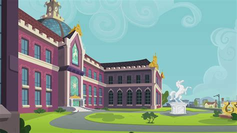 What Time Does School Session Start At Canterlot High