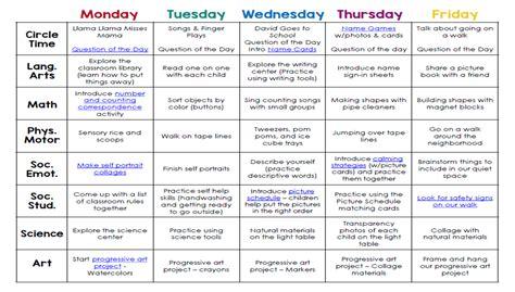 Lesson Plans Reggio  Google Search  Lesson Plan Templates & Samples