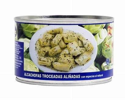 Canned Artichoke Marinated Seasoned Energetic Values Mg