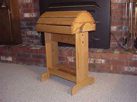 saddle rack stand make your own wood saddle rack furnitureplans