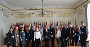 Natolin Students Visit At Osce Office For Democratic Institutions And Human Rights  Odihr  In