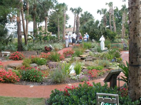 mediation garden st peter catholic church meditation garden