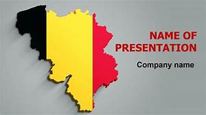 Download Office Themes 2013 Download Free Belgium Flag Powerpoint Theme For Presentation