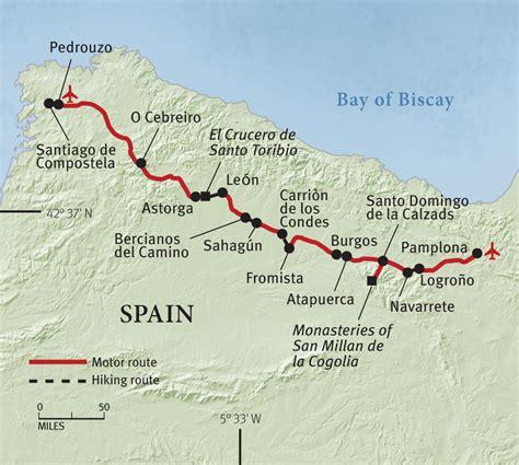 el camino spain a figurative trip along el camino de santiago for warren