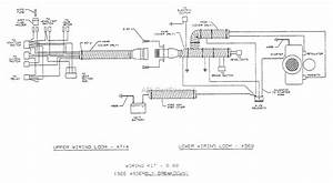 Dixon Ztr 502  1991  Parts Diagram For Wiring Assembly
