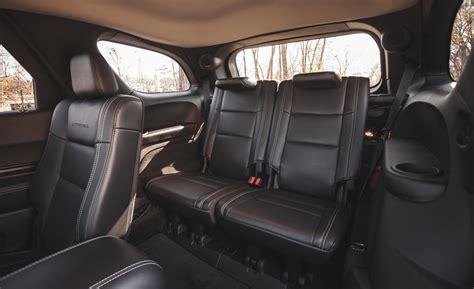 dodge durango citadel captains chairs 2015 dodge durango citadel premium interior dodge review
