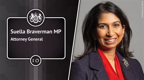 Suella Braverman MP Religion