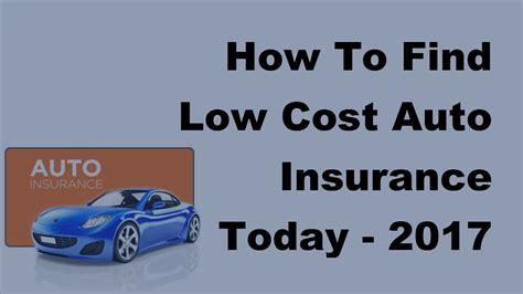 find  cost auto insurance today   auto