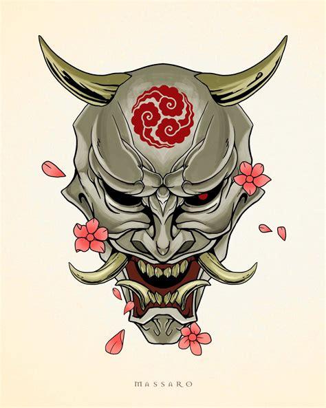 kdterse tatouages en  tatouage oni oni japonais