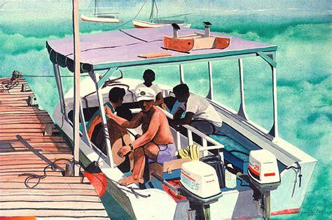 Glass Bottom Boat Tours Belize by Ramon S Glass Bottom Boat