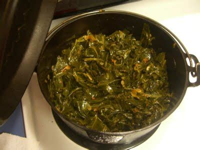 What Do Collard Greens Have To Do With Marketing Mojo