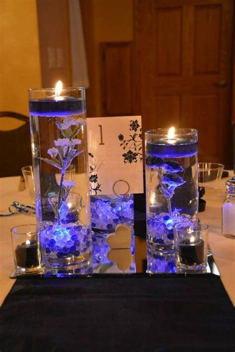 Navy Blue Flower Vases by 10 Best Crafting My Wedding Images On Candle