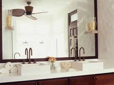 oil rubbed bronze bathroom fixtures hgtv