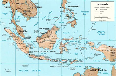 indonesia island map indonesia mappery