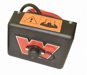 Warn 38844 12 Volt Dc Control Pack For Warn M12000  M15000 Winches