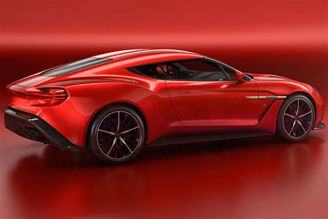 aston martin zagato aston martin 39 s most beautiful car in years is the vanquish