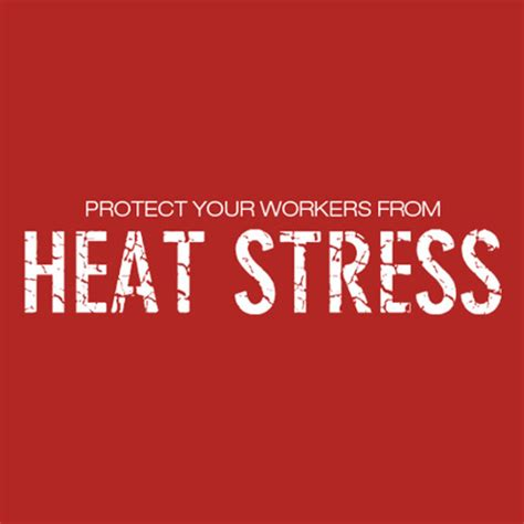 Heat Stress Safety Topic