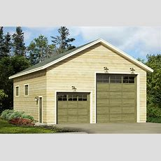 Traditional House Plans  Rv Garage 20093 Associated