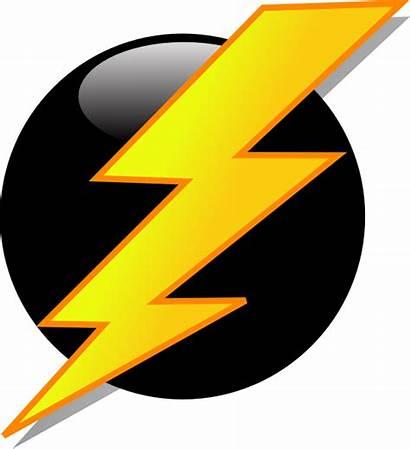 Lightning Clip Clipart Categories Lightening Bolt