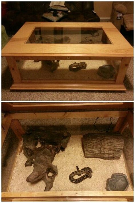Decorative coffee table tray plank viking boat drakar pagan warrior ship dragon norse decor nordic scandinavian odin thor witch ritual craft. Snake cage coffee table! #crafts #snake #cool   Good Ideas!   Pinterest   Crafts, Snake cages ...