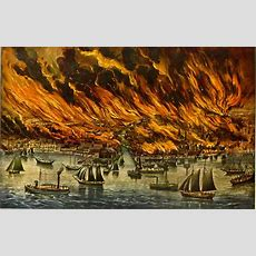 Mr Hall's American History Class The Great Chicago Fire