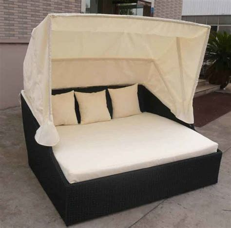 china outdoor day bed rattan furniture esr 7026 china