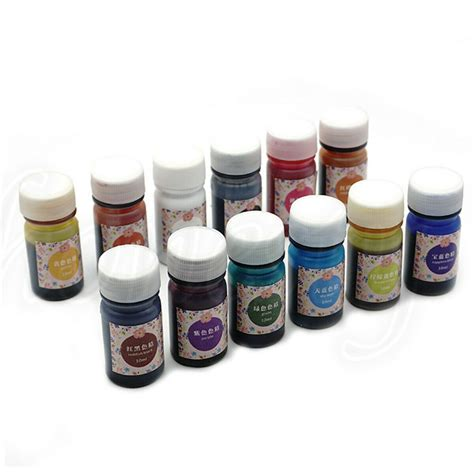 Coloring Uv Resin by 12x Epoxy Color Uv Resin Coloring Dye Colorant Resin