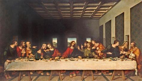 The Last Supper (1498) Leonardo Da Vinci
