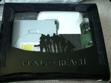 Halo Reach Xbox 360 Case Mod Xbox Freedom