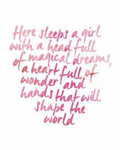 35 Goodnight Qu... Perfect Baby Girl Quotes