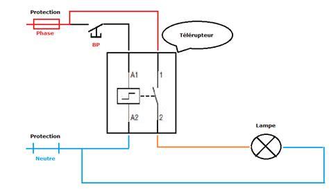 Schema De Raccordement Télérupteur Bipolaire
