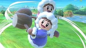 Ice Climbers Pichu And Other Super Smash Bros Veterans