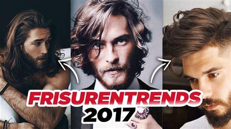 top frisuren 2017 top 5 m 228 nner frisuren 2017